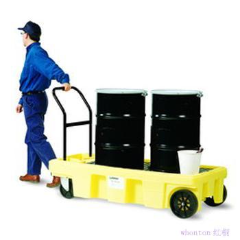 防泄漏油桶拖车5200-ye-a