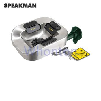 壁挂式洗眼器|Speakman  Optimus™壁挂式洗眼/洗脸器SE-1050